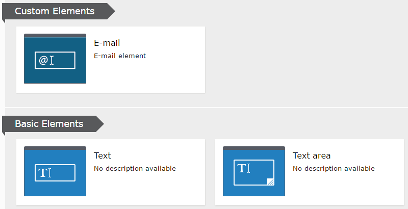 EmailElementBlock for Episerver Forms Add-On