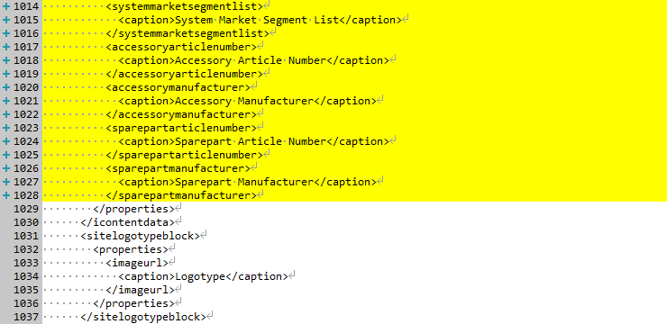 Automatically adding missing property names to PropertyNames.xml